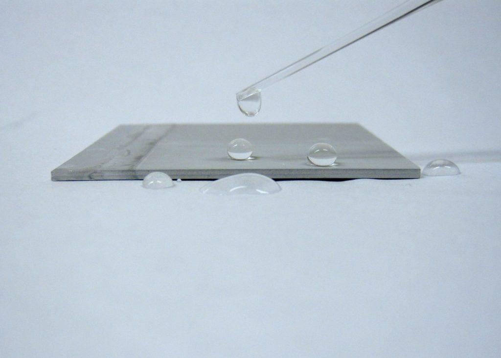 hydrophobic coating