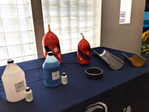 houston dragx table products coatings
