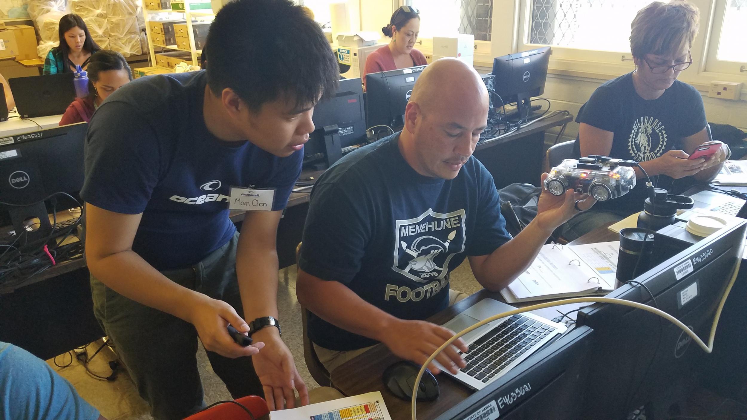 kauai altino coding