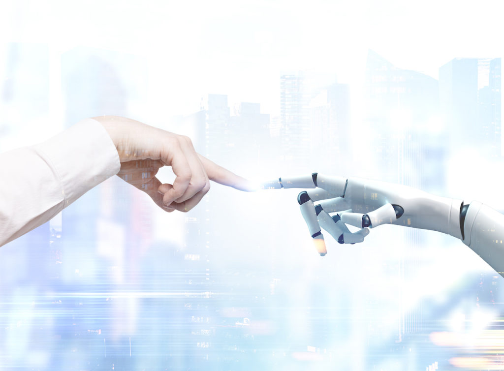human machine learning