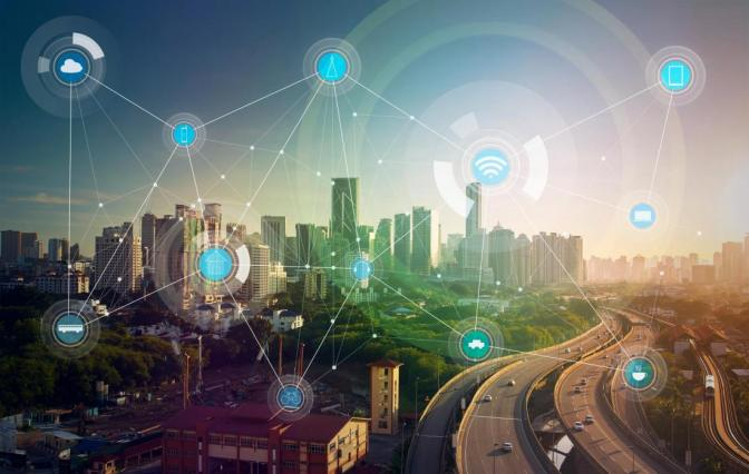 iot smart cities solutions