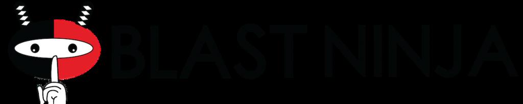 Blast Ninja logo