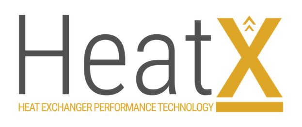 HeatX for heat exchanger efficiency