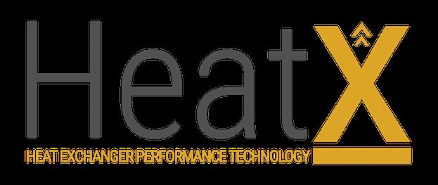 HeatX logo