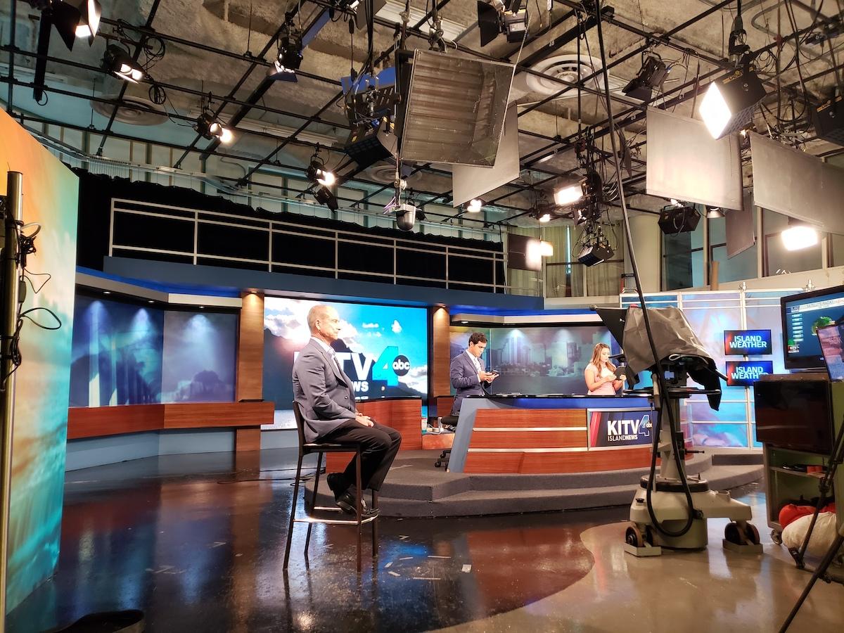 Patrick K Sullivan on KITV Honolulu