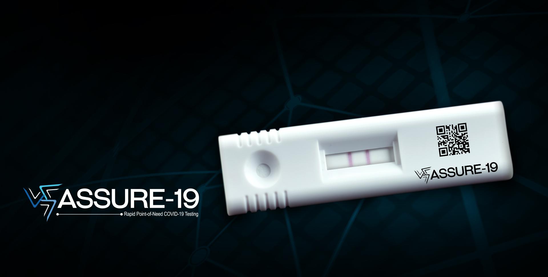 ASSURE-19 rapid saliva test