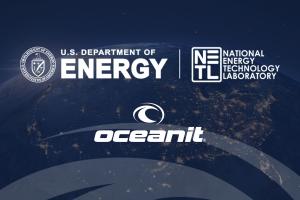 DOE NETL and Oceanit press release