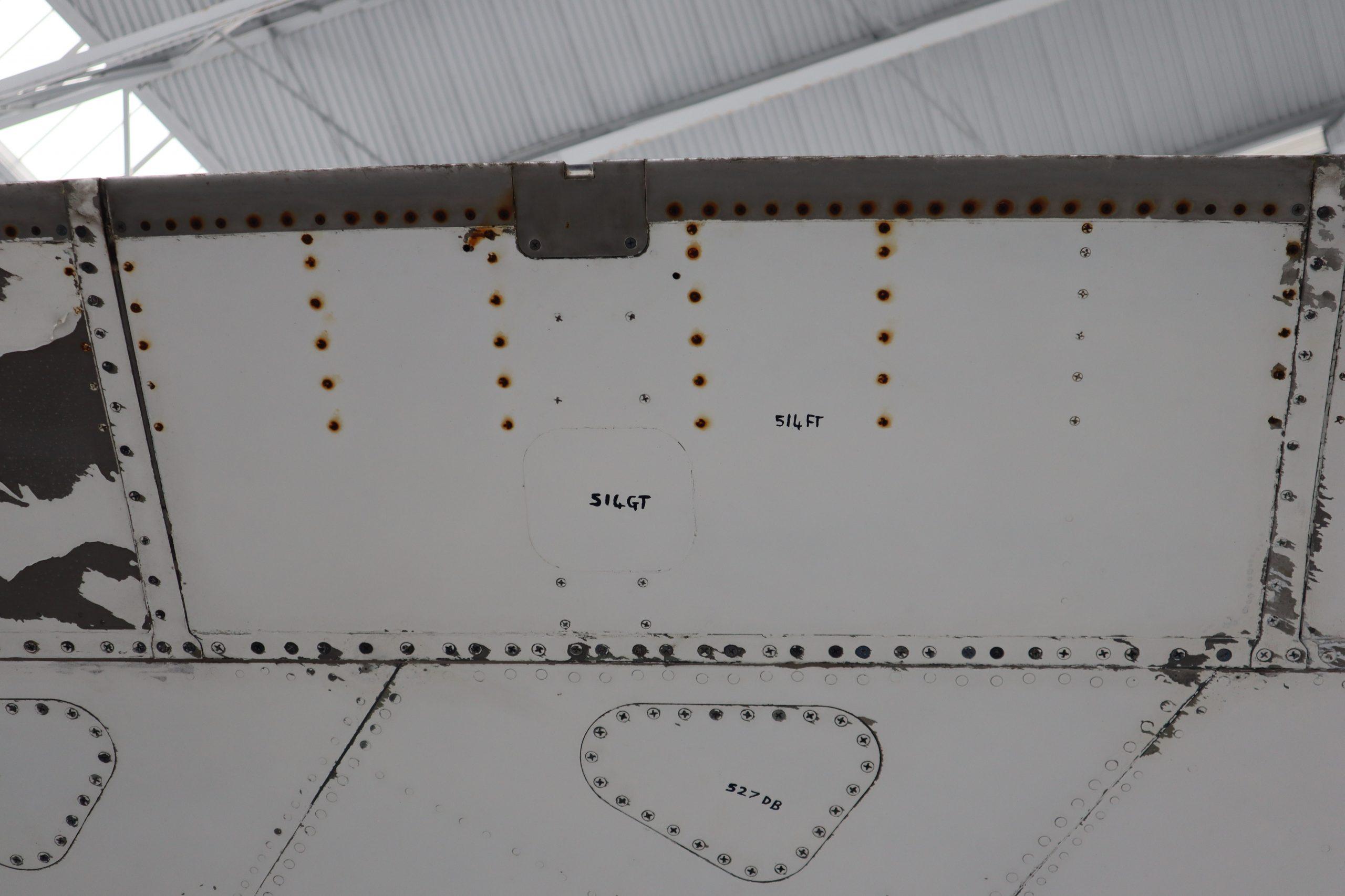 aeropel aircraft corrosion